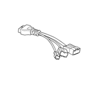 Gscan cable Isuzu 20-10-3 pin